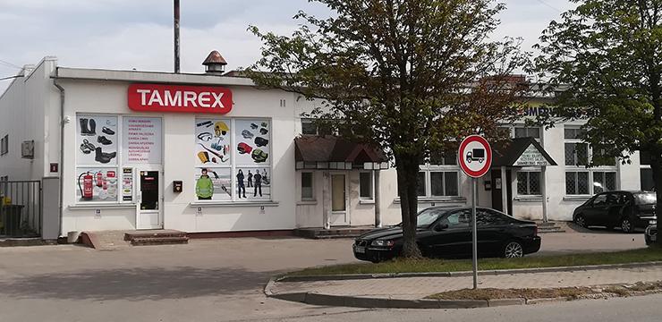 Tamrex - Jelgava
