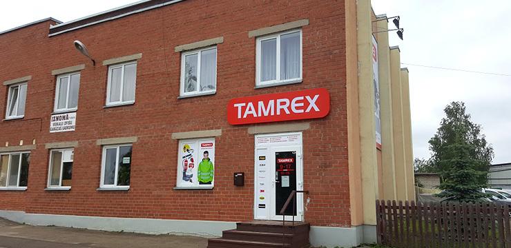Tamrex - Madona